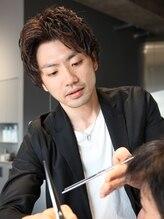男性専門の個室型美容室 グランデ クラス(GRANDE CLASS)猪飼 佑太