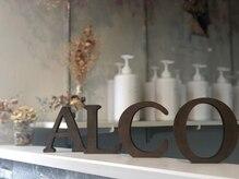 アルコ(ALCO)の雰囲気(お洒落な店内で髪も心もリフレッシュ!Happyをご提供します◆)