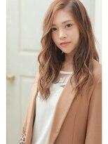ヘアーアンジェ グロウ 武蔵小杉店(Hair ange grow)【Hair ange grow】サイドパート♪大人グラムウェーブ