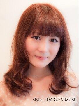 マウロア ヘアーサロン(Mauloa hair salon)シフォンセミディカール【マウロア横浜店】