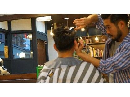 ピノ パーマー デ バーバー(PINO Permer de Barber)の写真
