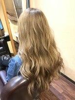 ヘアーラボ アッシュ(Hair Labo ASH)(AHS)ブリーチカラー
