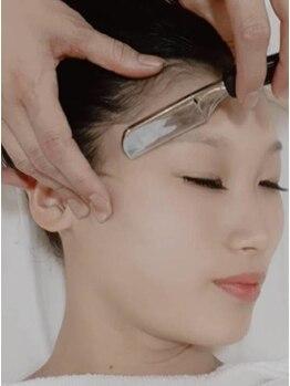 リアン ヘアーアンドフェイシャル(Lian)の写真/シェービングでツヤツヤな肌に◎シェービング直後にきれいなのはもちろん、新陳代謝がよくなり健康的な肌へ