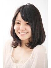 アトリエジャポン(ateliers JAPON)黒髪でもソフトに