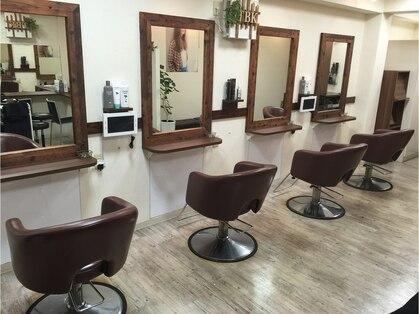 美容室ティービーケー 西小山店(TBK)の写真
