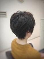 クール ヘアー ギャラリー 神明町店(COOL Hair gallery)ナチュラル上品ショート☆