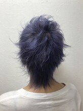 ポッシュ 原宿店(HAIR&MAKE POSH)ラベンダーアッシュ