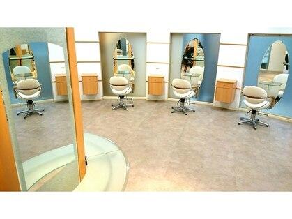 リアン ヘアーデザインスタジオ 横須賀店(Lien hair design studio)の写真