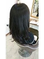 ヘアーサロン ループ(hair salon Loop)ナチュラル巻き髪パーマ