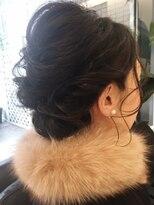 ベイジヘアークチュール(BEIGE hair couture)柔らかニュアンスアップ