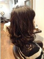 ヘア ルシェ(hair ruscha)【ヘアルシェ】おすすめ♪ふんわりエアリースタイル♪