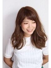 ヘアーメイク ナリカ 久留米店(HAIR MAKE Narika)田久保 志穂