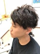 ヘアープラスリラックス ネルソー(hair+relax nel sole)カジュアルパーマ