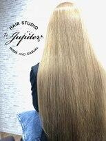 ジュピター 春日店(hair studio jupiter)シャイニーカラーズロング