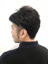 ヘアーリゾートラシックアールプラス(hair resort lachiq R+)《R+》ダンディーショート
