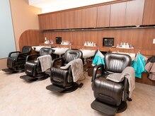 諏訪美容室貝塚店の雰囲気(リフトアップ&頭皮ケアに効果的なヘッドスパもございます。)