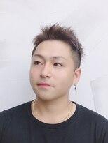 ファムヘアー 新小岩(fam hair)NEOツーブロック/ハイトーン/アップバング【famhair新小岩】