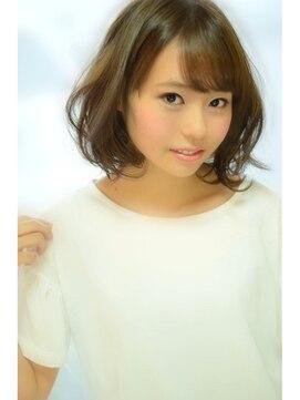 テイル ヘアーサロン(TALES Hair Salon)【TALES】ふんわりボブパーマ♪