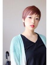 ヘアー ガーデン バレッタ(hair garden barretta)ツヤ髪ショートスタイル