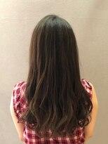 本来の美しい髪の毛へ