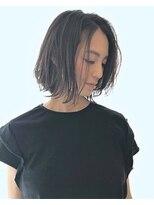 ジーナハーバー(JEANA HARBOR)【JEANAHARBOR、後藤】クセ毛でも決まる!アナタに似合うボブ!