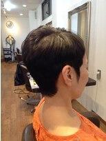 ヘア ルシェ(hair ruscha)【ヘアルシェ】おすすめ♪スッキリグラデーションカット♪
