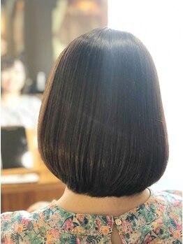 ハーツ(Heart's)の写真/カラーしながら白髪を抑制できるその理由とは…?お客様の半分以上がカラーをオーダーする人気店《Heart's》