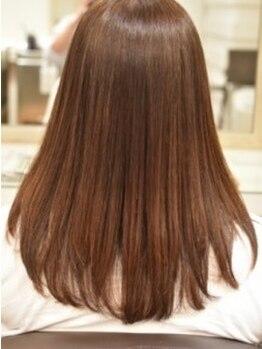 サンゴ(SANGO)の写真/本当に髪を綺麗にしたい方や髪質にお悩みのある方からの支持多数◎本質的な髪質改善をご提供します。