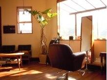 ソレアード(SOLEADO)の雰囲気(太陽の光が差し込む気持ちの良い空間で施術が受けられます。)