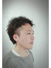 ヘアアンドメイク ズーカ(HAIR&MAKE ZU KA)2ブロック×mixパーマ