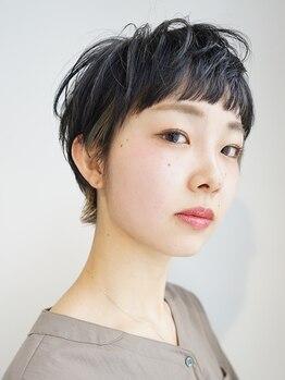 ソヨ ヘアー ミュージアム(Soyo Hair museum)の写真/Soyoのこだわりカットであなただけのショートヘア探しませんか?髪の悩みを聞き、あなたの魅力を引き出す!