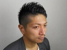 マックスーパーヘアー(MAC SUPER HAIR)の雰囲気(Men,s Salon for All Ages)