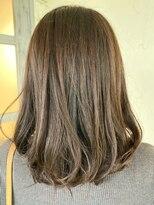 ルプラ トリコ(le-pla trico)つや髪セミロング