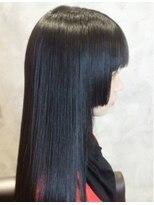 ボヌールヘア(BONHEUR HAIR)ボヌールヘアー 綾瀬【岡部 賢悟】お姫様カット
