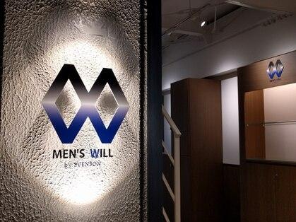 メンズウィル バイ スヴェンソン 上野スポット(MEN'S WILL by SVENSON)の写真
