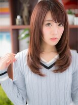 *+COVER HAIR+*…大人★スイート☆ストレートa.