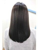 ソフトヘアカッターズ(soft HAIR CUTTERS)簡単スタイリング♪極上の艶_美髪ロング
