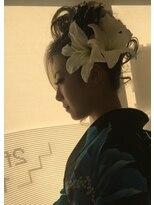 サロン レミュー(salon Remyu)着付けヘアセット