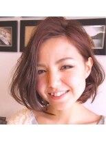 ジェンテ ヘアサプライ(GENTE hair&supply)雌ガールBOB