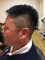 ヘアーグルーミング アイム(Hair &Grooming aim)【メンズカット】ビジネスショート