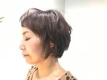 アンドユー(&You)の雰囲気(髪型で貴方の第一印象が決まる。一番似合うスタイルを創る場所)