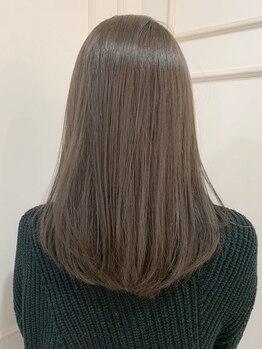クロップ エス 湘南辻堂(crop es)の写真/辻堂駅徒歩30秒の≪crop es≫ヘアケアサロンだからこそできる提案で、お客様を理想の美髪へと導きます☆