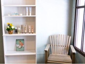 ココアパートメント(Koco apartment)の写真/可愛らしいインテリアがたくさんの隠れ家サロン◇プライベート空間でゆったり施術を受けられます・・・♪