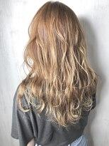 ソース ヘアアトリエ 梅田(Source hair atelier)【SOURCE】ライトベージュ