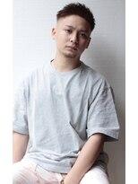 アイリーヘアデザイン(IRIE HAIR DESIGN)【IRIE HAIR赤坂】アップバング×スキンフェード×ビジネスマン