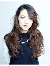 ヘアスタジオ クー(Hair Studio XYY)グラデーションカラー 波巻き 波ウェーブ