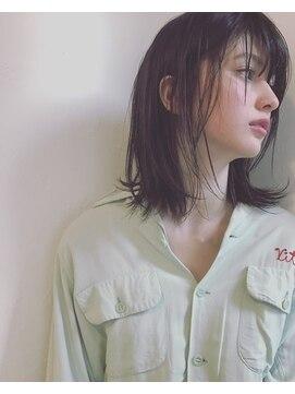 ロマリア(Lomalia)【Lomalia表参道/原宿】☆ 色っぽ・ウェットボブ ★