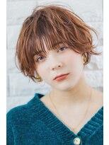 リル ヘアーデザイン(Rire hair design)【Rire-リル銀座-】アンニュイボブ