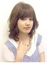 デジタルパーマのThis collection MEDIUM☆ふわふわミディアムは鉄板で可愛い3☆画像