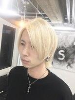 アブアイロス(LOSS)【stylist/shogo】シルクブロンド
